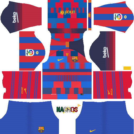 reputable site 2f2cb 70a89 Dls Barcelona Kit 20