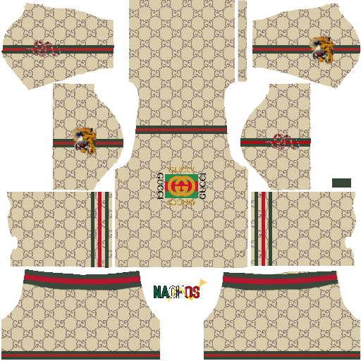 Custom Kits - Nachos MX OFFICIAL DLS
